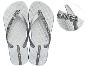 Zu Neu Ipanema Badeschuh Zehentrenner Details Silver Special Grau Glam Silber Fem CoQrdBWxe