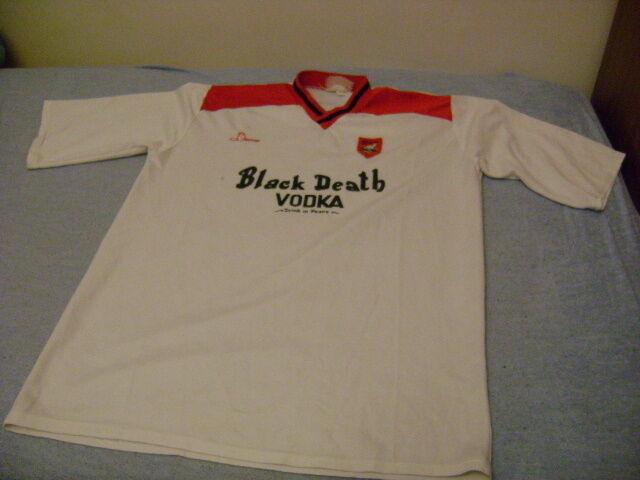 8f4bf94d Scarbgoldugh shirt Beaver L XL vintage collectors jersey for ...