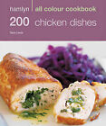200 Chicken Dishes by Sara Lewis (Paperback, 2009)