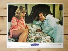 NATIONAL LAMPOON'S VACATION Original Lobby Card CHEVY CHASE BEVERLY D'ANGELO