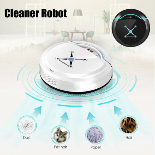 Auto-induction USB Recharge Smat Floor Clean Robot Home Sweeper Vacuum Cleaner
