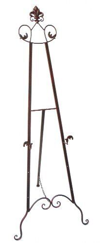 NEW Floor easel  Bronze FREE SHIPPING