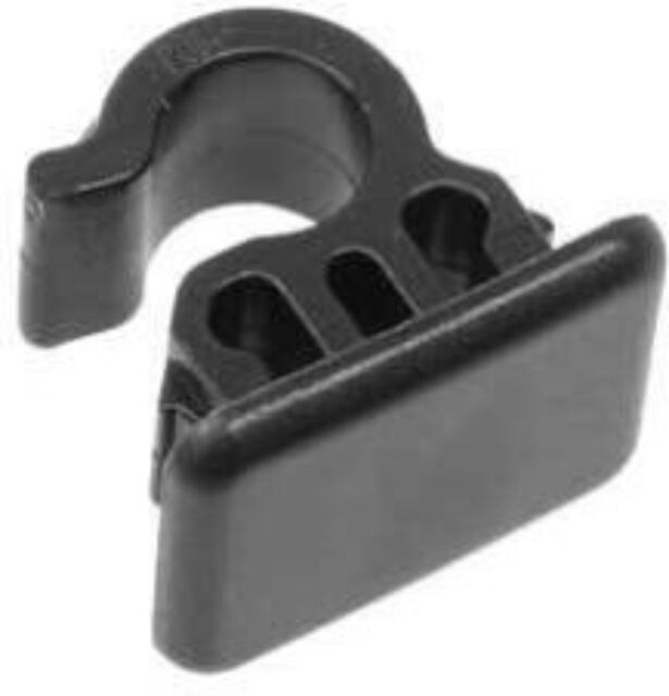 For Mercedes C207 R171 W203 W210 W219 Pair Set 2 Hood Release Cable Clips OES
