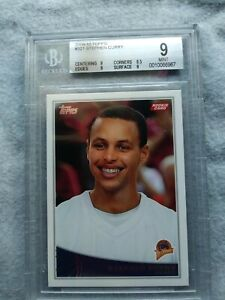 2009-10-Topps-Stephen-Curry-321
