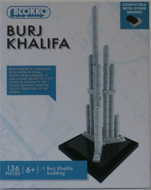 Burj Khalifa (Blokko,) New In Box