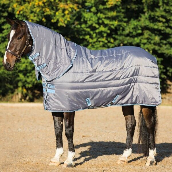 Horseware Amigo XL Insulator PLUS MEDIUM 200glight grigioCoperta SDimensione