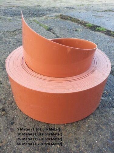 Bord de pelouse 2mm d/'épaisseur 15cm terracotta pour vos parterres beetrand pelouse limitation