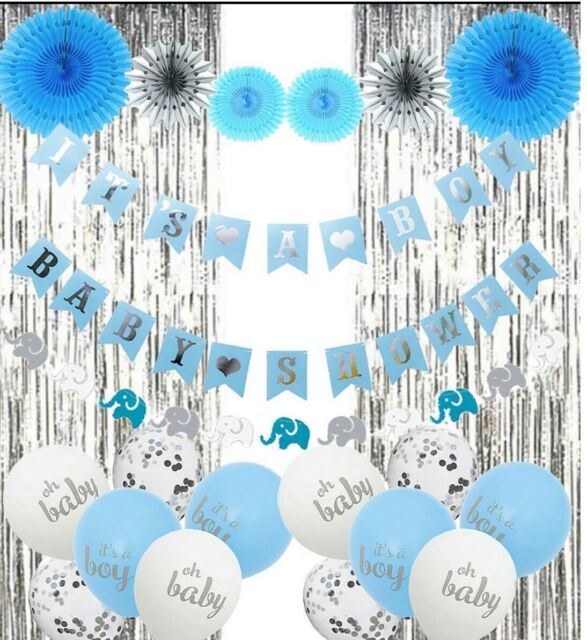 Used Baby Shower Decorations For Sale  from i.ebayimg.com