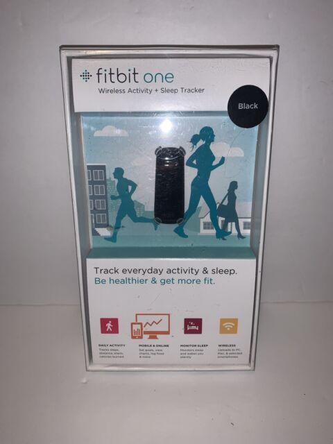 NEW Fitbit One Wireless Activity & Sleep Tracker Black