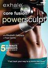 Exhale Core Fusion Power Sculpt 0054961872893 With Fred DeVito DVD Region 1
