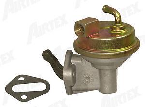 mechanical fuel pump airtex 40709 fits 68 72 chevrolet. Black Bedroom Furniture Sets. Home Design Ideas