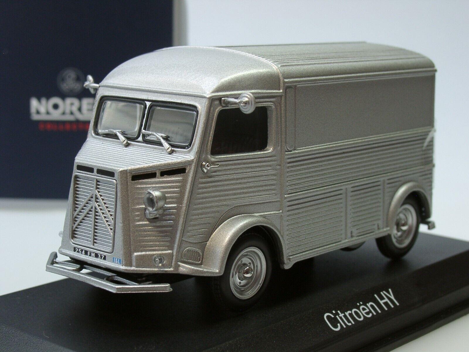 Norev Citroen HY, HY, HY, 1962, silver - 154543 - 1 43 ecf919