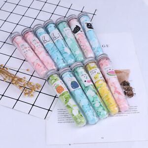 Portable-Travel-Paper-Soap-Bath-Flakes-Tube-Petals-Soap-Hand-washing-Soap-LGD