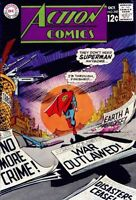 ACTION COMICS #368 F, Superman, DC Comics 1968