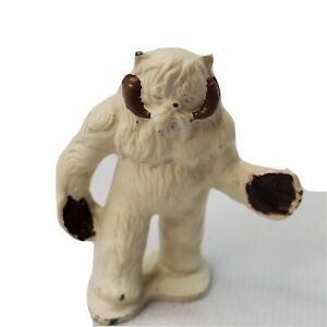 Star Wars Hoth Wampa Cave WAMPA FIGURE 1982 Kenner Micro Vintage Collection