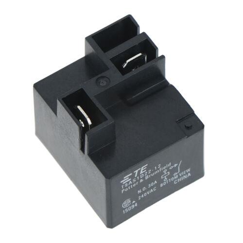 1Pcs original T9AS1D22-12 30A 240VAC 30 amps 240 volts 4 pins TE relayKRFS