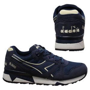 unisex N9000 Scarpe blu basse Iii Diadora e ginnastica lacci unisex con da C6954 D88 q1ngwPUF
