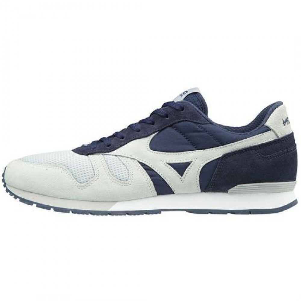 Scarpe casual da uomo  Mizuno sports-style casual sneakers MIZUNO ML87 D1GA1703 Gray × navy