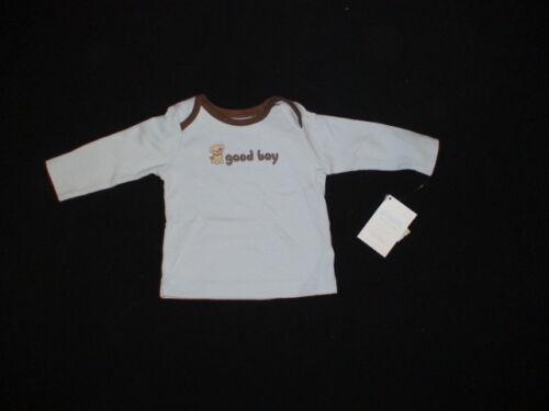 NWT GYMBOREE BRAND NEW BABY GOOD BOY DOG TOP 6-12 MONTH