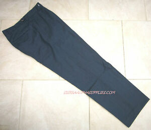 ROYAL AIR FORCE GRADE 1 MENS RAF BLUE No.2 DRESS UNIFORM TROUSER-MALE PARADE