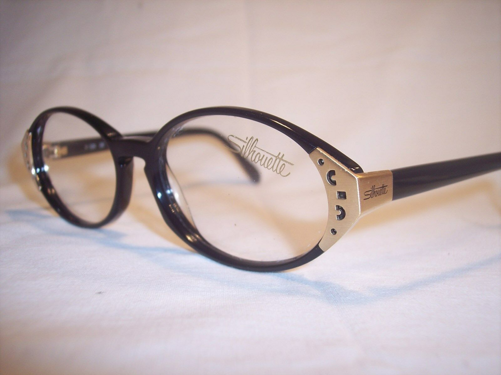 Damenbrille Eyeglasses by SILHOUETTE Austria 100% Original-Vintage 90er 90er 90er 3372ea