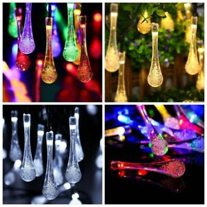 20-30-50-LED-Solar-Powered-String-Lights-Outdoor-Fairy-Party-Wedding-Lamp-Decor