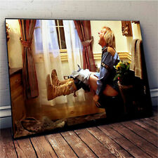 P183 Art Decor Dumb And Dumber Bathroom Jim Carrey Movie Funny Silk Poster