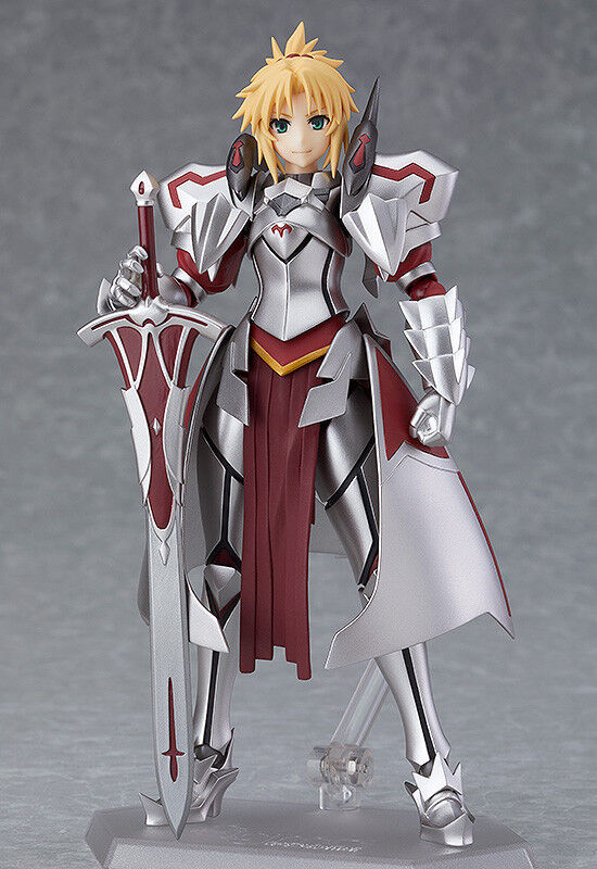 Figma Fate Apocrypha Saber of  Red  Japan version