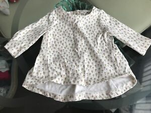 Next Baby Girls Top Up To 1 Month