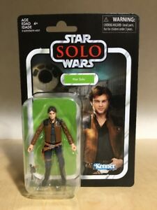 Star-Wars-SOLO-Han-Solo-VC124-Star-Wars-Vintage-Collection-Sealed-New-Kenner