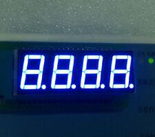 "10pcs 0.56 inch 3 digit led display 7 seg segment Common anode 阳 blue 0.56/"""