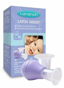 Lansinoh-LatchAssist-Nipple-Everter-with-Case-Inverted-Nipples-Breastfeeding