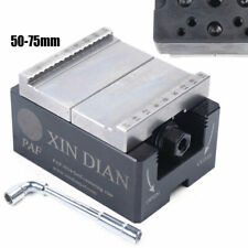 Wire Cnc Self Centering Vise Electrode Fixture Machining Tool Stainless Steel Us