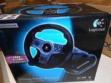 Logicool by Logitech Driving Force Wireless Racing Wheel  941-000079