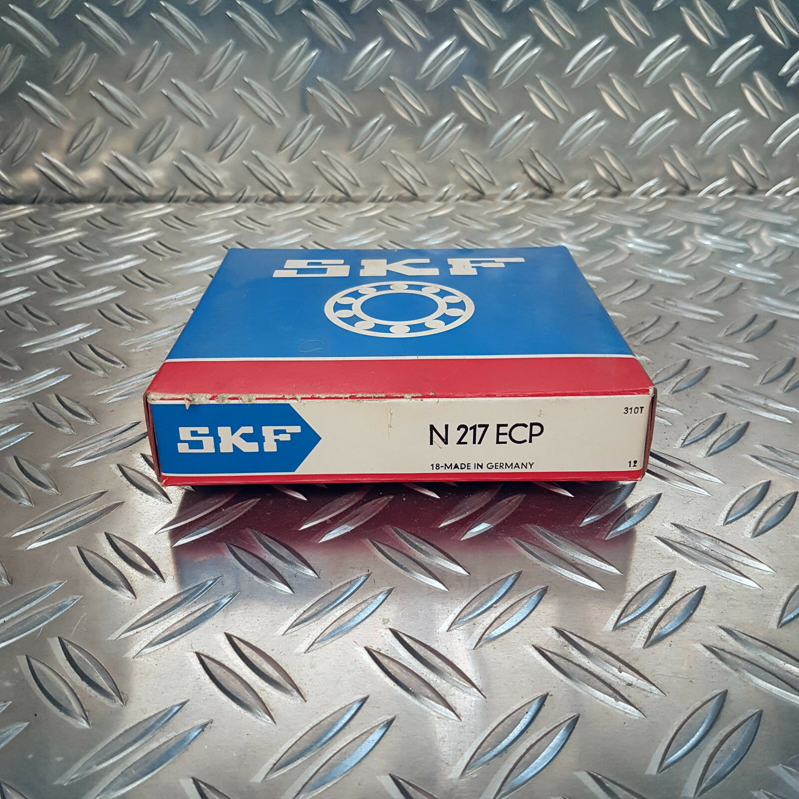 Original SKF Zylinderrollenlager  N 217 ECP vom SKF-Grünragshändler | Smart  | Online Shop  | Leicht zu reinigende Oberfläche  | Haben Wir Lob Von Kunden Gewonnen
