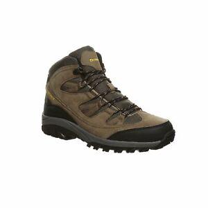 Bearpaw Tallac Men's Leather Hiking Boots - 2750m Tan - 12 Medium