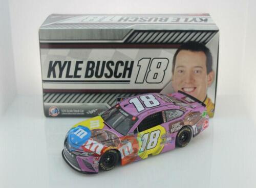 NASCAR 2020 KYLE BUSCH #18 FUDGE BROWNIE M/&MS CANDY 1//24 CAR