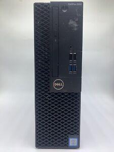 FAST! Dell OptiPlex 3050 SFF 7th Gen i5-7500 3.40Ghz 8GB 256Gb SSD Win 10 Pro B2