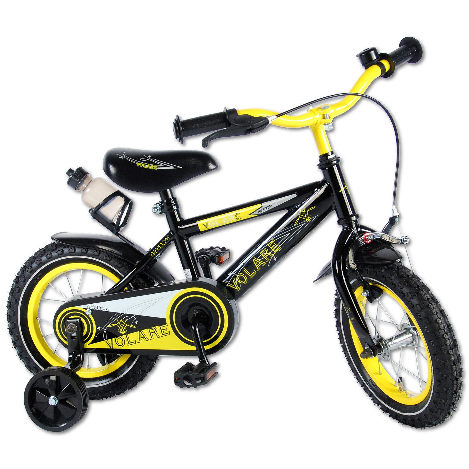 12 Zoll Kinderfahrrad Fahrrad BMX Jungenfahrrad Rad Kinder Kinderrad Stützräder