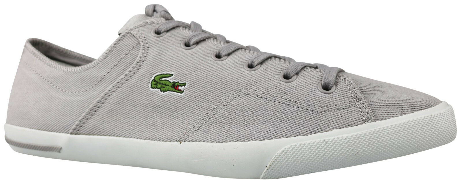 Lacoste Ramer AAO SPM Mens zapatos Trainers gris 7-27spm101712c Talla 46,5 NEW OVP