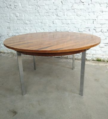 Richard Young Richard Merrow Associates Round Palissander Dining Table Uk 1970s Ebay