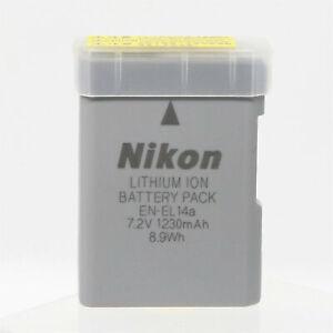 Nikon EN-EL14a Battery For D5300 D5200 D5100 D3300 P7800 P7700 MH-24