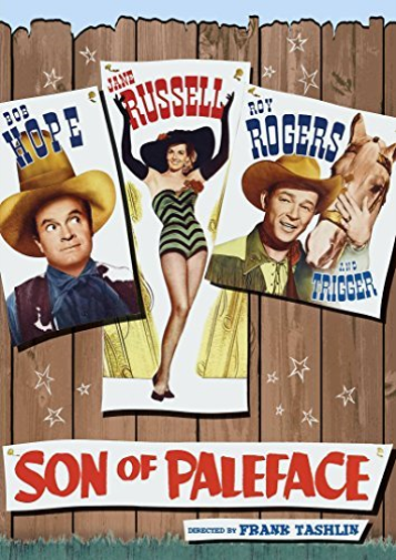 SON OF PALEFACE (1952)-SON OF PALEFACE (1952) (US IMPORT) DVD NEW