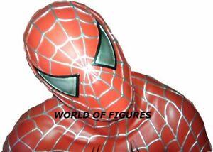 Spiderman-3-DVD-Version-1-1-Full-Life-Size-Statue-auch-Mist-Oxmox-NEU