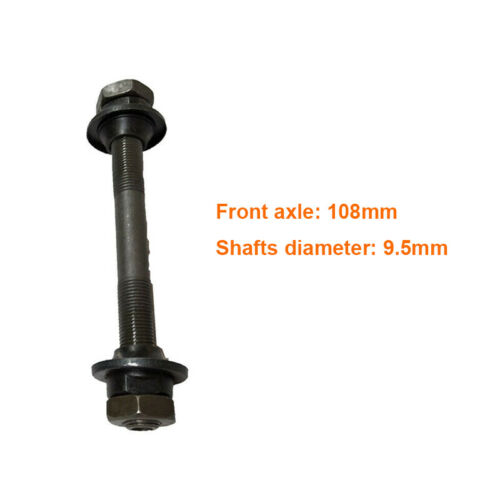 145mm Rear Shafts Mountain Bike Bicycle Wheel Axle Hollow Cycle 108mm Front