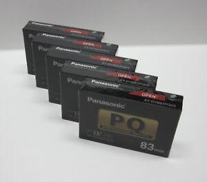 5-Panasonic-XL2-Pro-83-minutes-Mini-DV-tape-for-Canon-XL1-XH-A1-A1S-GL1-GL2