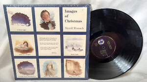 Merrill-Womach-LP-Images-of-Christmas-New-Life-7947-NM