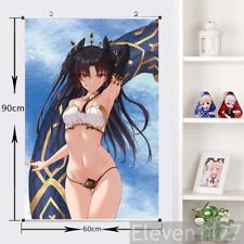 Fate//Grand Order Ereshkigal Ishtar Wall Scroll Poster Home Decor Otaku 60*90CM