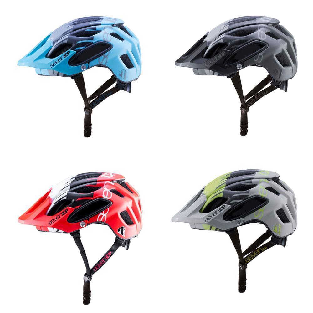 All Mountain Bike 7 predection MTB Enduro Cycle Helmet 7IDP M2 Tactic