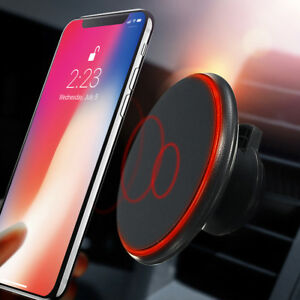 360-Qi-Wireless-Car-Charger-Holder-Magnetic-Air-Vent-Mount-For-Iphone-X-Samsung